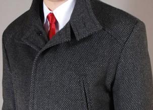 Чоловічі пальта