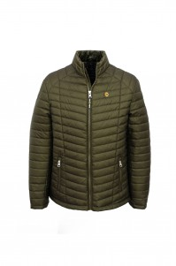 Jacket man's demi-season model 5 (green)