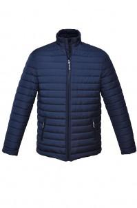 Jacket man's demi-season model 4 (blue)