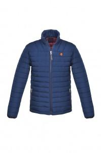 Jacket man's demi-season model 3 (blue)
